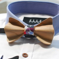 Colorful Wooden Bow Tie  Bow Ties for Men  Bow SelecTie