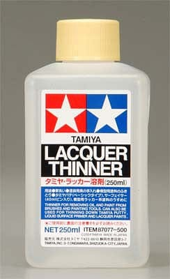 How To Use Lacquer Thinner To Remove Paint