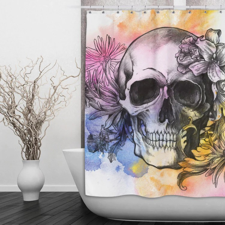 Curated Collection Blog  Tagged Bathroom  Sugar Skull Culture