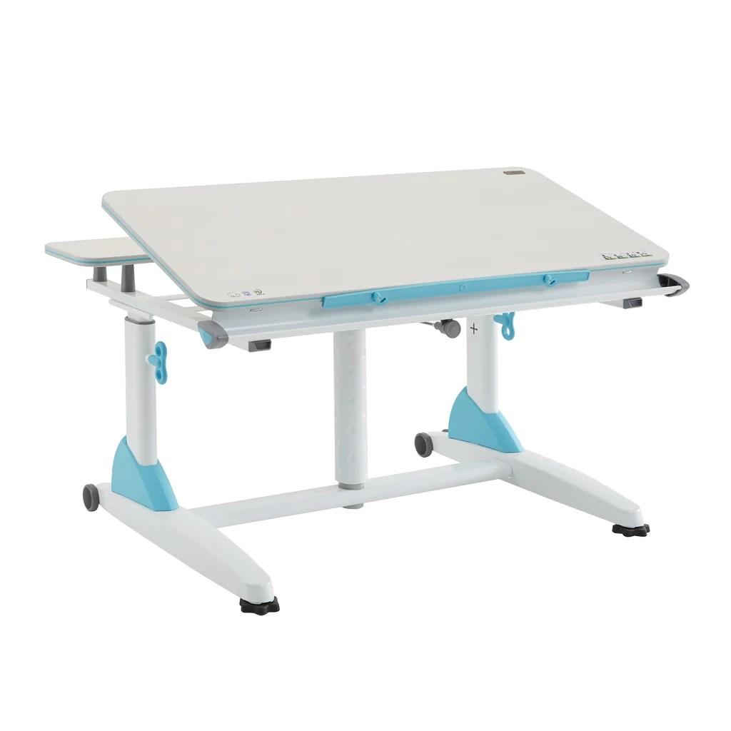 ergonomic chair singapore white covers for sale study desk, adjustable table, tiltable desk - g2 xs gas lift