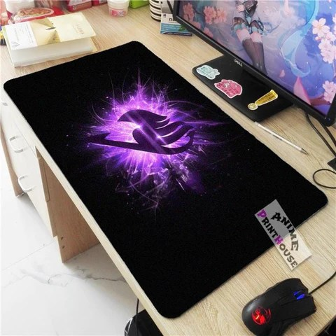 anime mouse pads oversize