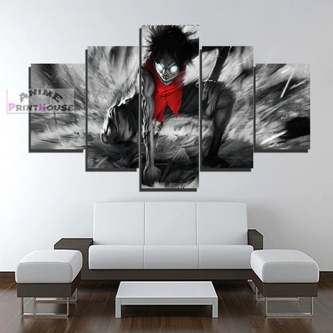 anime canvas prints anime