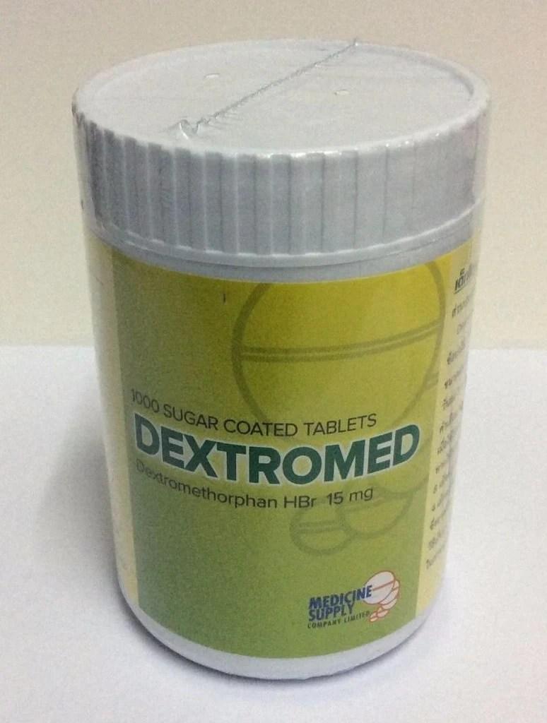Dextromethorphan Hbr 15mg 1000 tablets buy online ...
