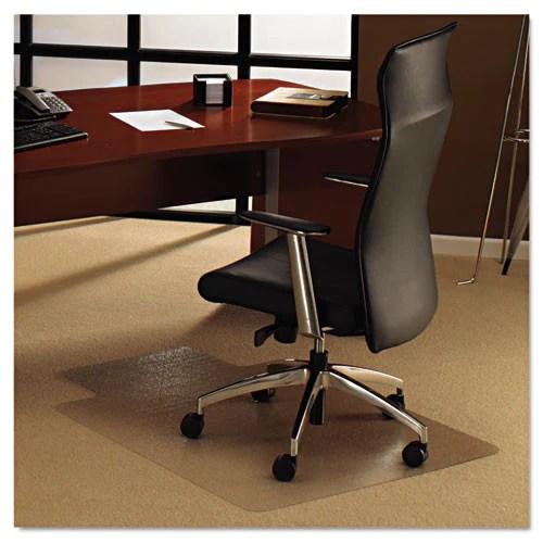 desk chair mat for high pile carpet office brown buy floortex deep flr1113427lr online clear upc 874951001078