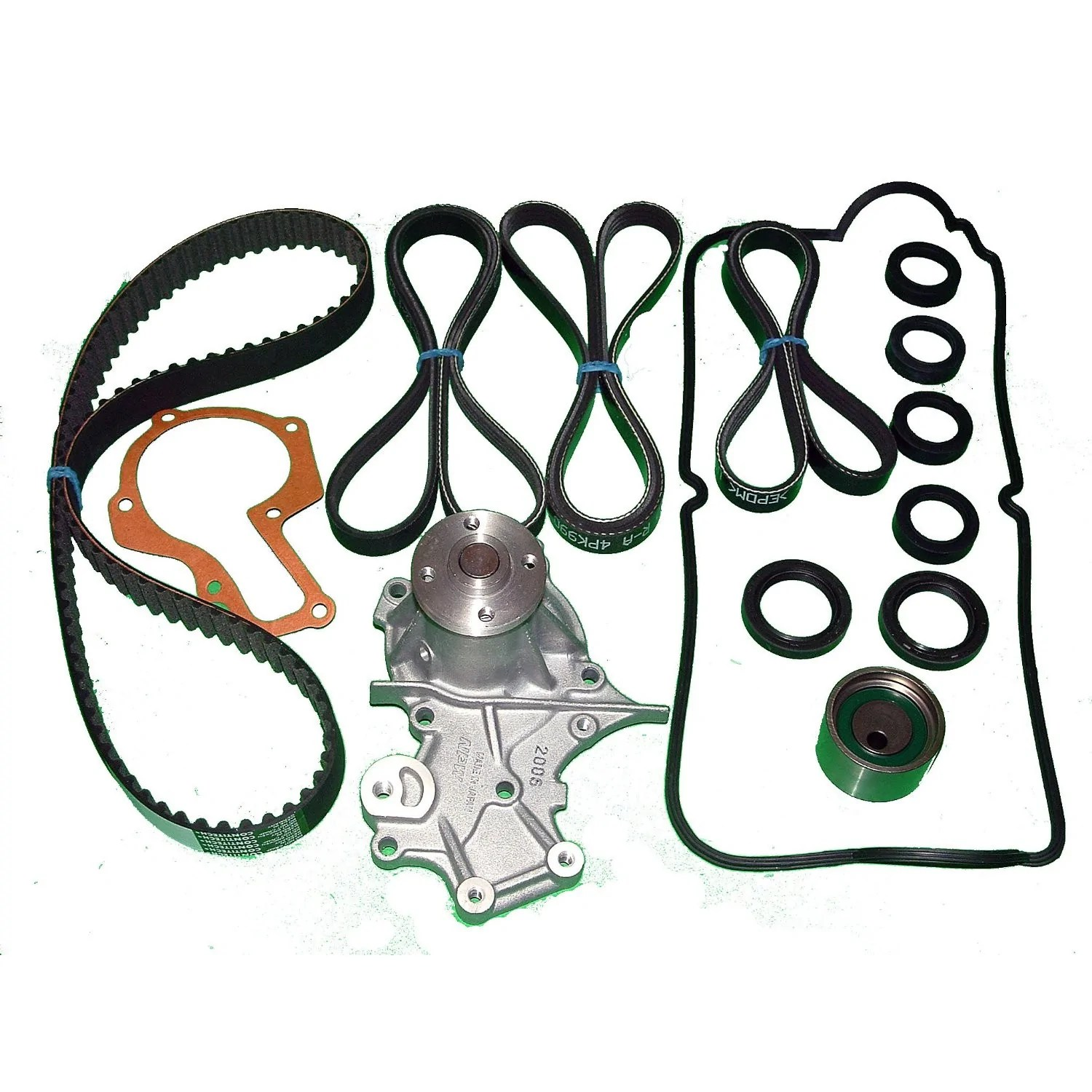 timing belt kit suzuki esteem 1 6l 2000 1999 1998 1997 1996 1995  [ 1500 x 1500 Pixel ]