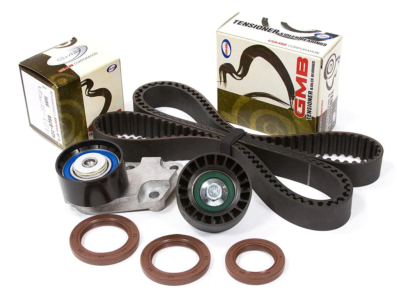 timing belt kit for 1999 2002 daewoo lanos 1 6l 1598cc 98cid dohc 16 proparts usa [ 1500 x 1125 Pixel ]