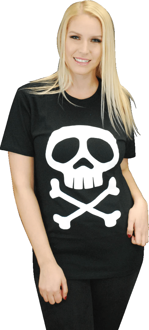 Leiji Matsumoto S Captain Harlock Skull Crossbones T Shirt Atom Age Industries