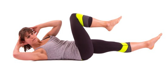 Image result for Twist Crunches: