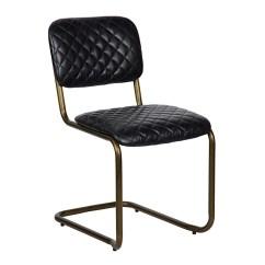 Noir Dining Chairs Porsche Office Chair 0037  Ldc Home