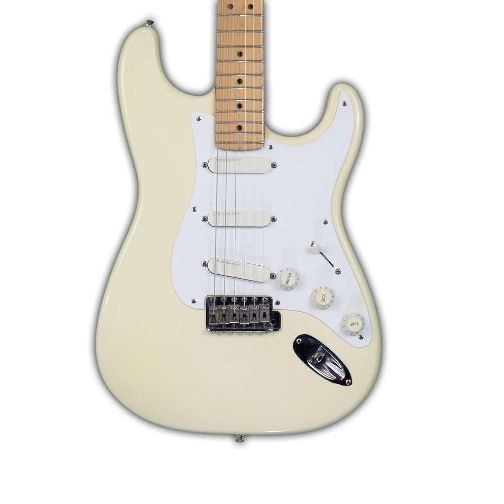 hight resolution of  fender eric clapton stratocaster w ohsc used 1996