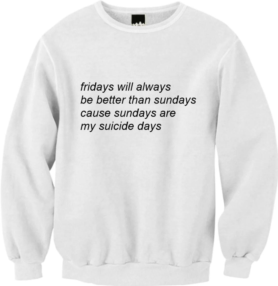 migraine lyrics sweatshirt