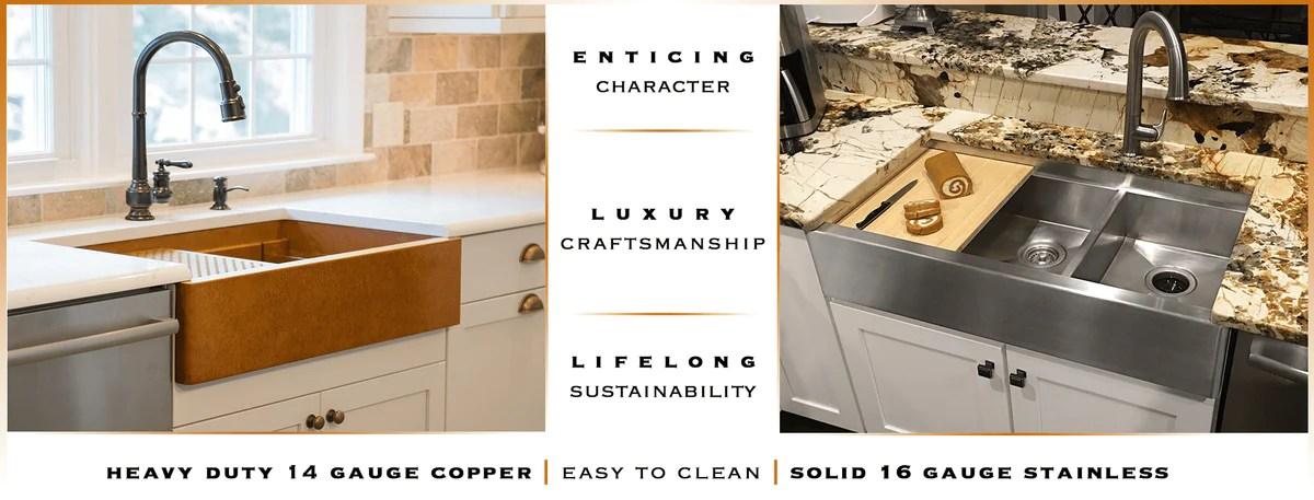 design a custom sink havens luxury