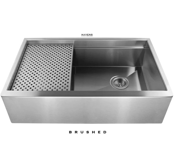 Legacy Stainless Farm Sink