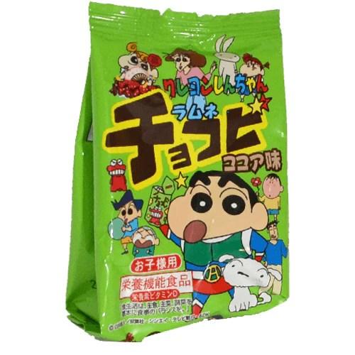 Buy Japanese Crayon Shin Chan Ramune Chocobi OyatsuCafe