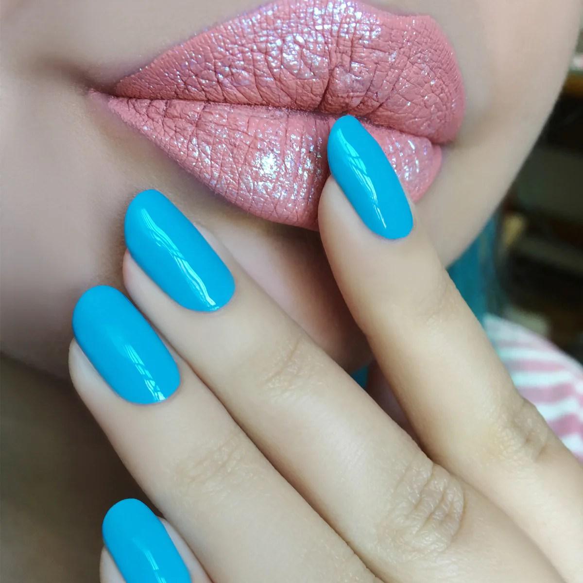 ice cold nail polish scream
