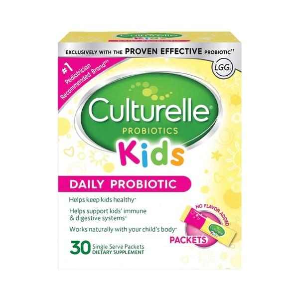 Culturelle 康萃樂兒童益生菌沖劑 (30條) – Aswell Baby