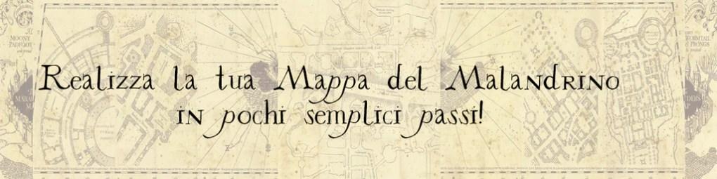Come Realizzare In Casa La Mappa Del Malandrino I Love Hogwarts