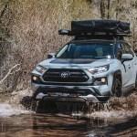 2019 Toyota Rav4 Adventure Radventure Lp Aventure Inc