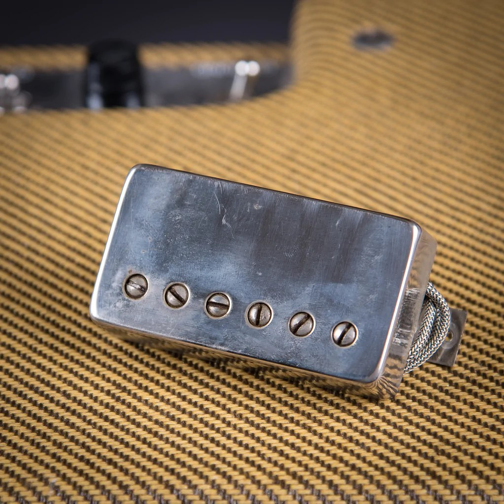 small resolution of bare knuckle mule humbucker bridge aged cover new carter vintage guitars