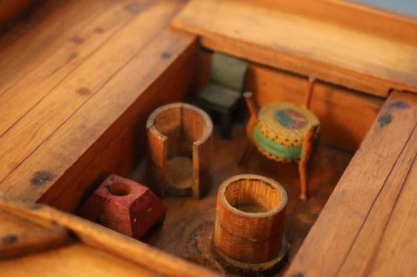 Chinese Sampan Model Antique Chinese Junk Lannan Gallery