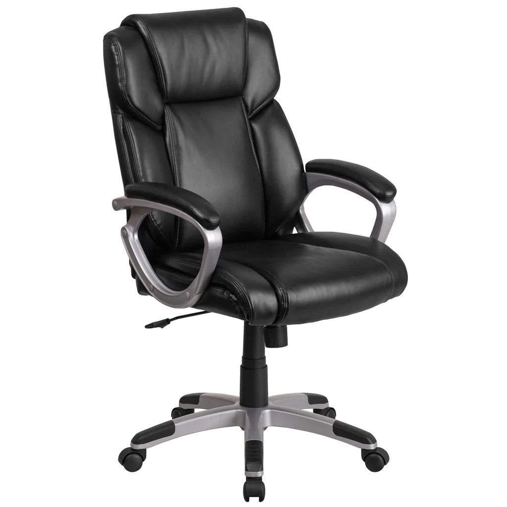 Office Chair Deals Hot Deals Flash Furniture Leather Office Chairs Same Day