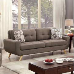 Living Room Furniture For Sale Color Schemes With Brown Mid Century Sofa Set Modern Online