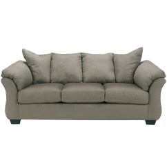 Ashley Furniture Modern Sofa Blue Arm Covers Microfiber Sofas Love Seats Signature Design By Loveseats