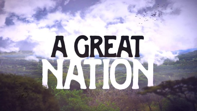 Image result for A GREAT NATION