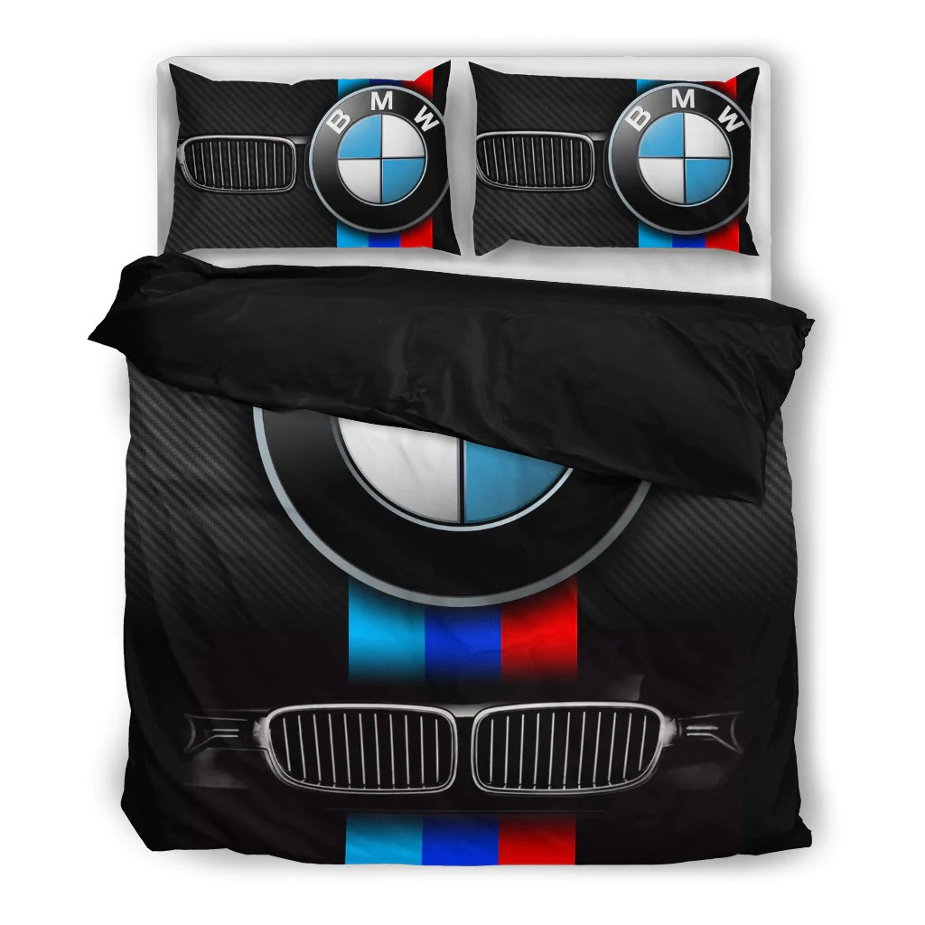 bmw bedding set with