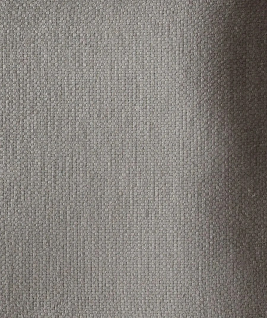 pale grey linen fabric
