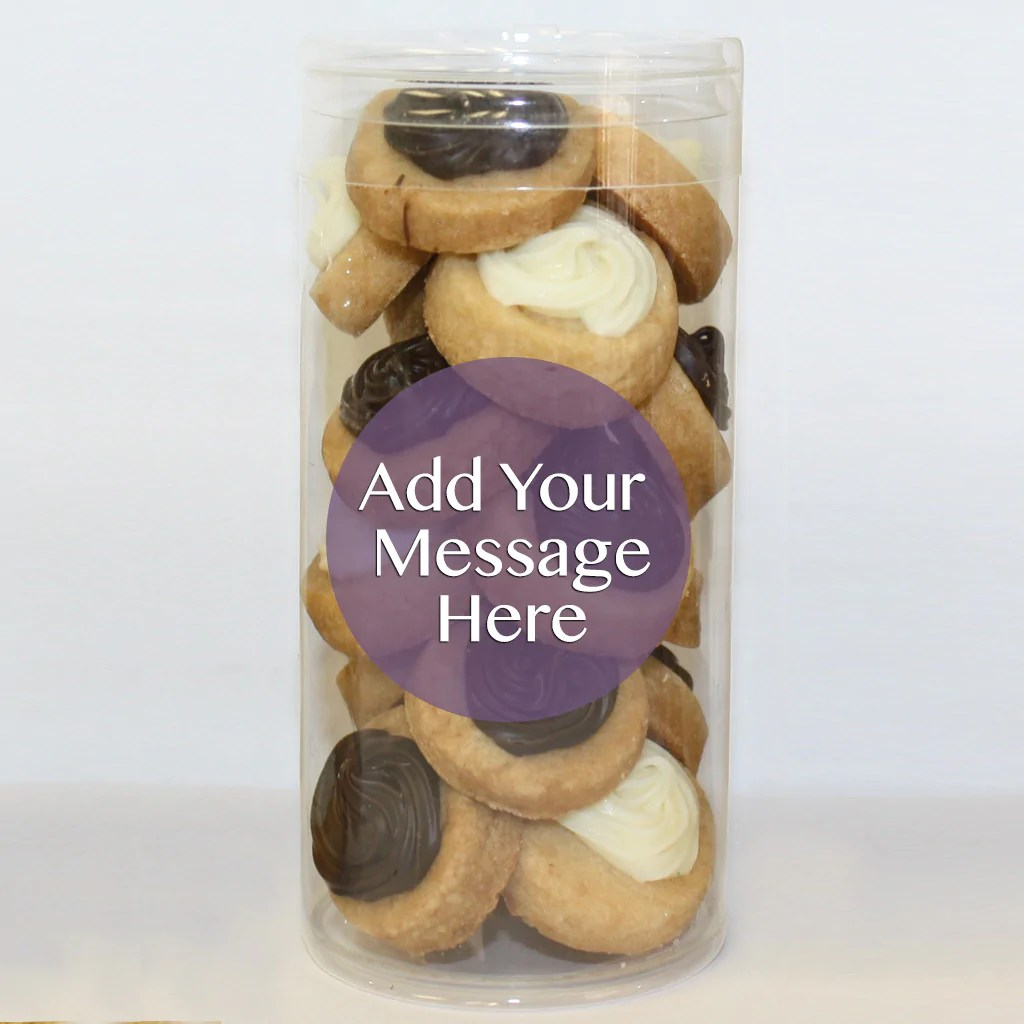 personalized cookie gift employee