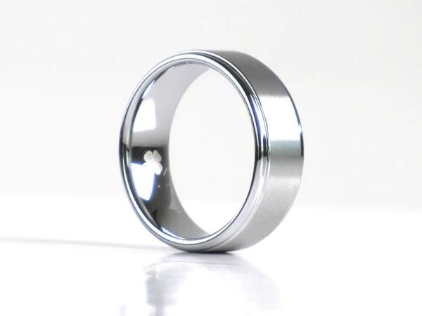 Smith Mens Tungsten Carbide Wedding Band FREE