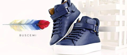 buscemi kids shoes the