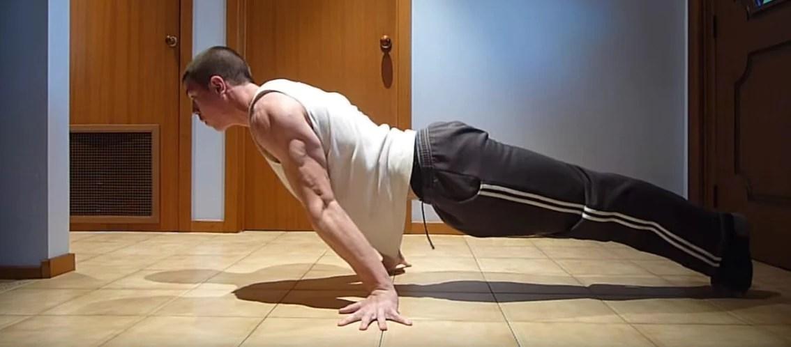 beginner s calisthenics workout