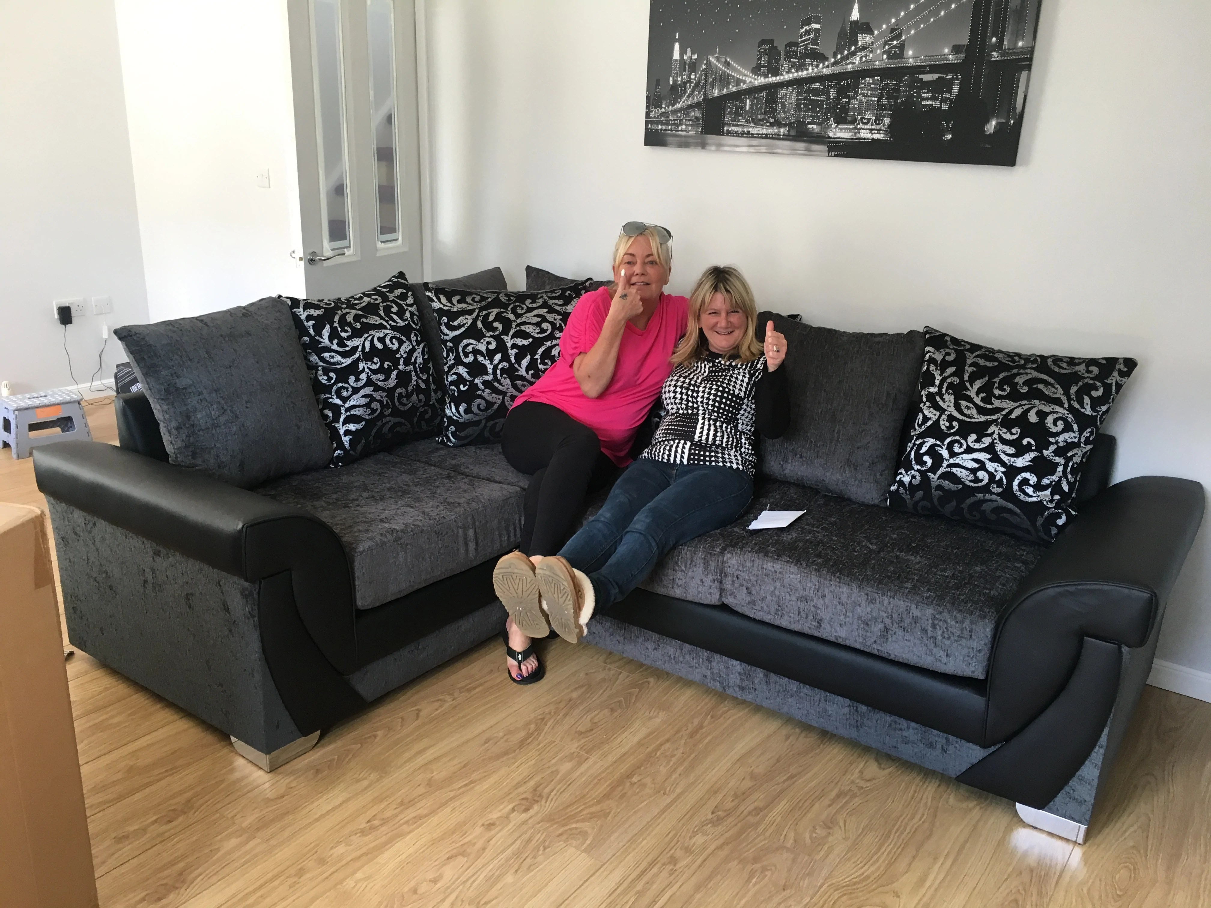 bed and sofa warehouse leeds french connection chalk reviews finance in  kc sofas