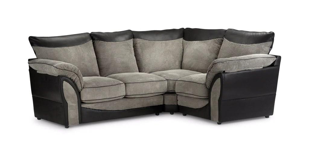 cheap italian leather sofas uk sofa bed modern malta right hand corner – kc
