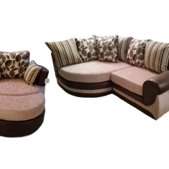 Cheap Corner Sofas On Finance Are La Z Boy Good Quality Kirk Vienna Cuddle Sofa, Swivel Chair & Moon Footstool Set ...