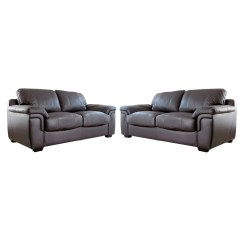 3 2 Leather Sofa Set Fabric Chesterfield Ireland Anne Seater And  Kc Sofas