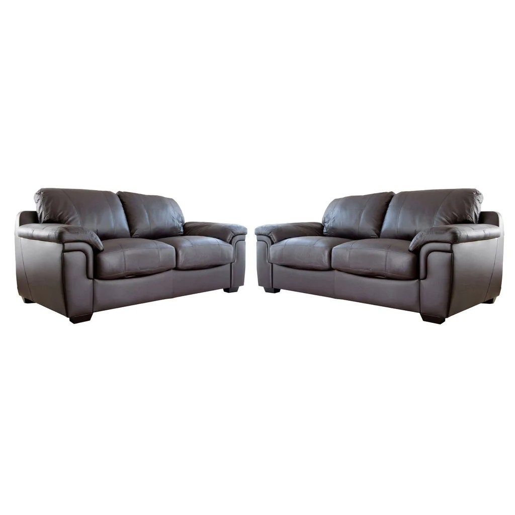 cream leather sofa set uk fabric singapore renotalk anne 3 seater and 2  kc sofas