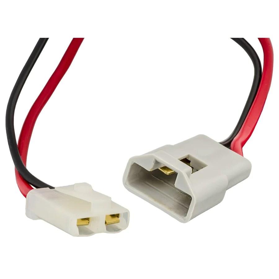 auveco 13548 alternator extender harness female connector  [ 900 x 900 Pixel ]