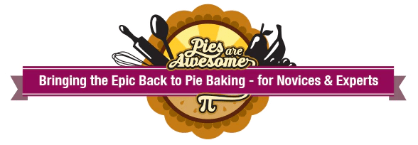 pies are awesome bringing