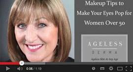 Natural Makeup Look For Women Over 50 Agelessderma Com