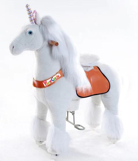 Vroom Rider X Ponycycle Vr N4042 Ride On Unicorn For 4 9
