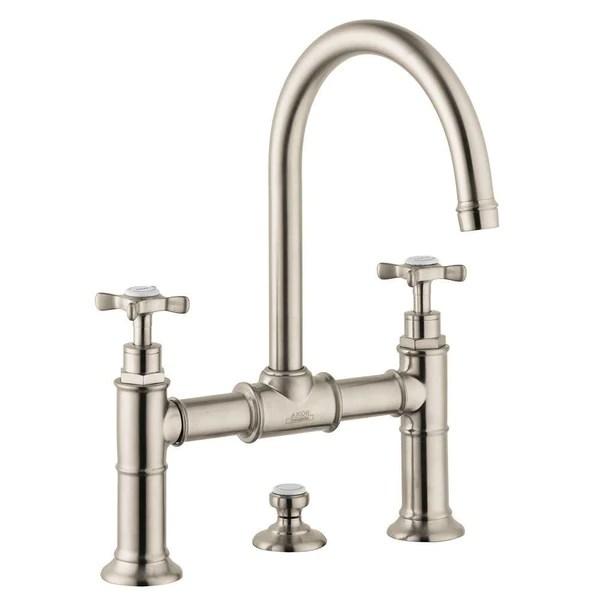 Bridge Bathroom Faucets  Get a Bridge Lavatory Sink