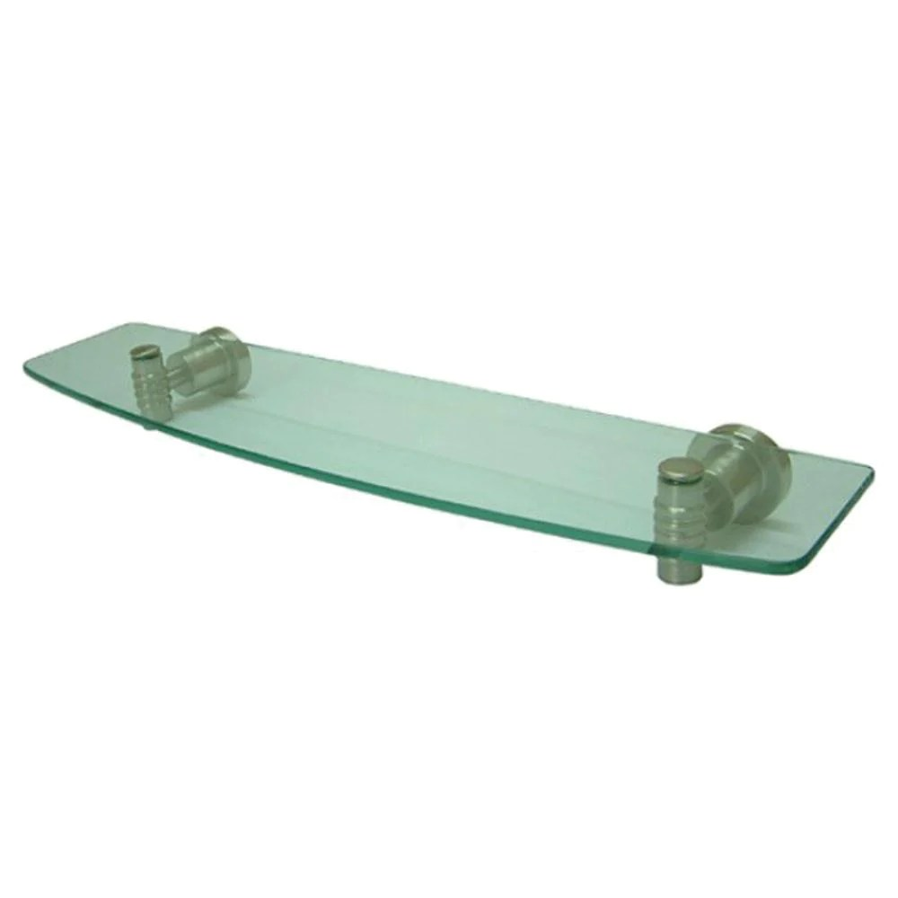Glass Shelves Bathroom Glass Shelves Get A Strong And Sturdy Tempered Bathroom Glass