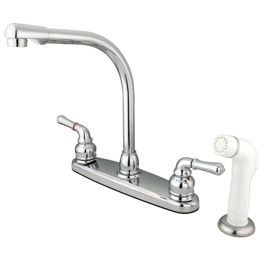 4 Hole Kitchen Faucets  Get a Four Hole Kitchen Sink