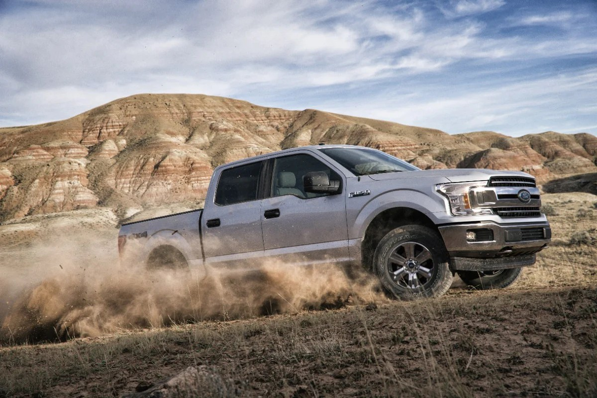 the fx4 off road package for the ford f 150 and super duty [ 1200 x 800 Pixel ]