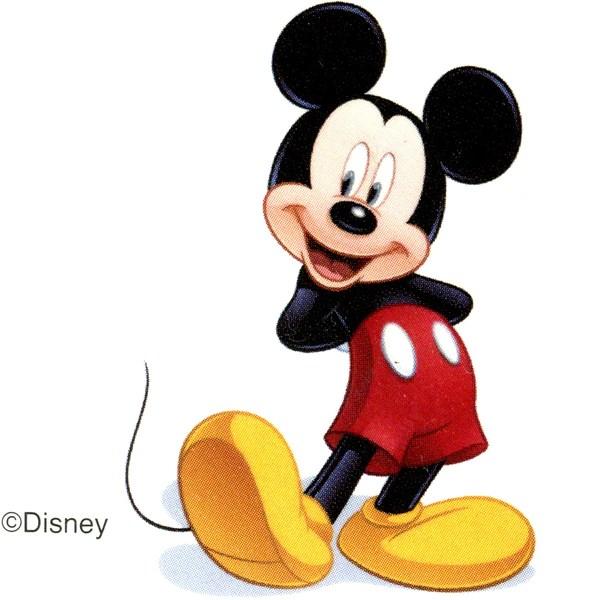 disney mickey mouse temporary tattoo