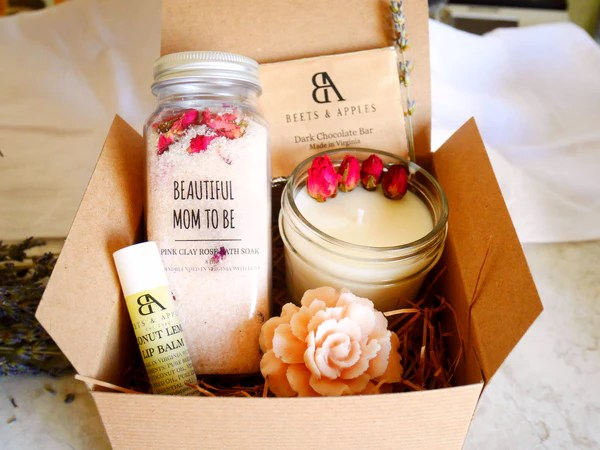 Mom To Be Gift Box Beets Apples