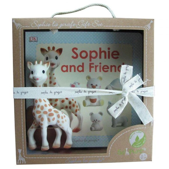 Beautiful Vulli Sophie La Girafe U Sophie Book With Piano